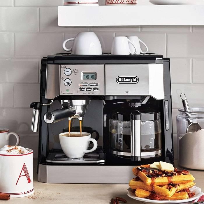 Чем отличается кофеварка от кофемашины: 3 главных различия