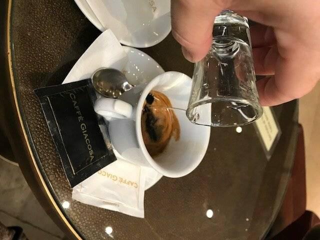 Кофейная палитра италии или дайте мне латэ! | из италии с любовью