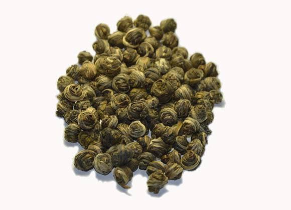 Белый чай бай лун чжу. | белая жемчужина дракона | сайт востоколюба