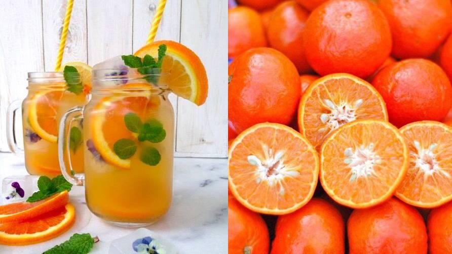 Лимонад из 1 апельсина в домашних условиях. лимонад из замороженных апельсинов. лимонад из замороженных апельсинов в домашних условиях