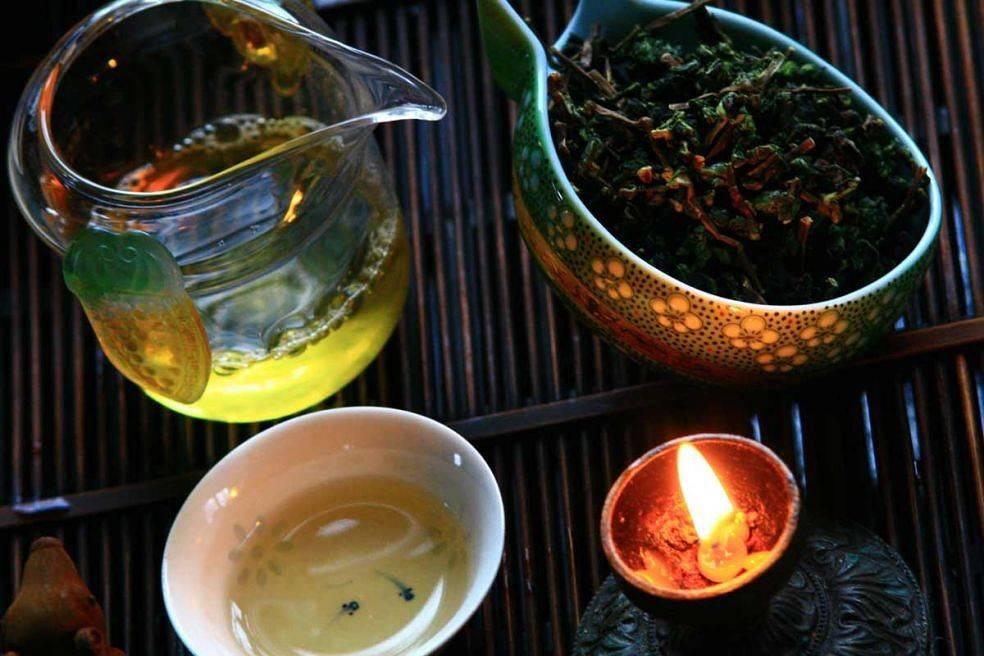 Тайваньские улуны: как их правильно заваривать - teaterra | teaterra