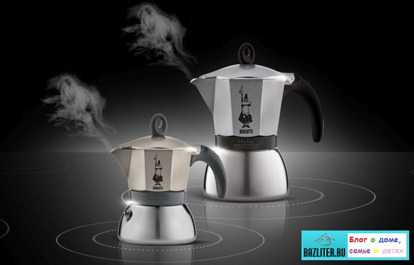 Дешевая и дорогая гейзерная кофеварка: lagostina против bialetti от эксперта