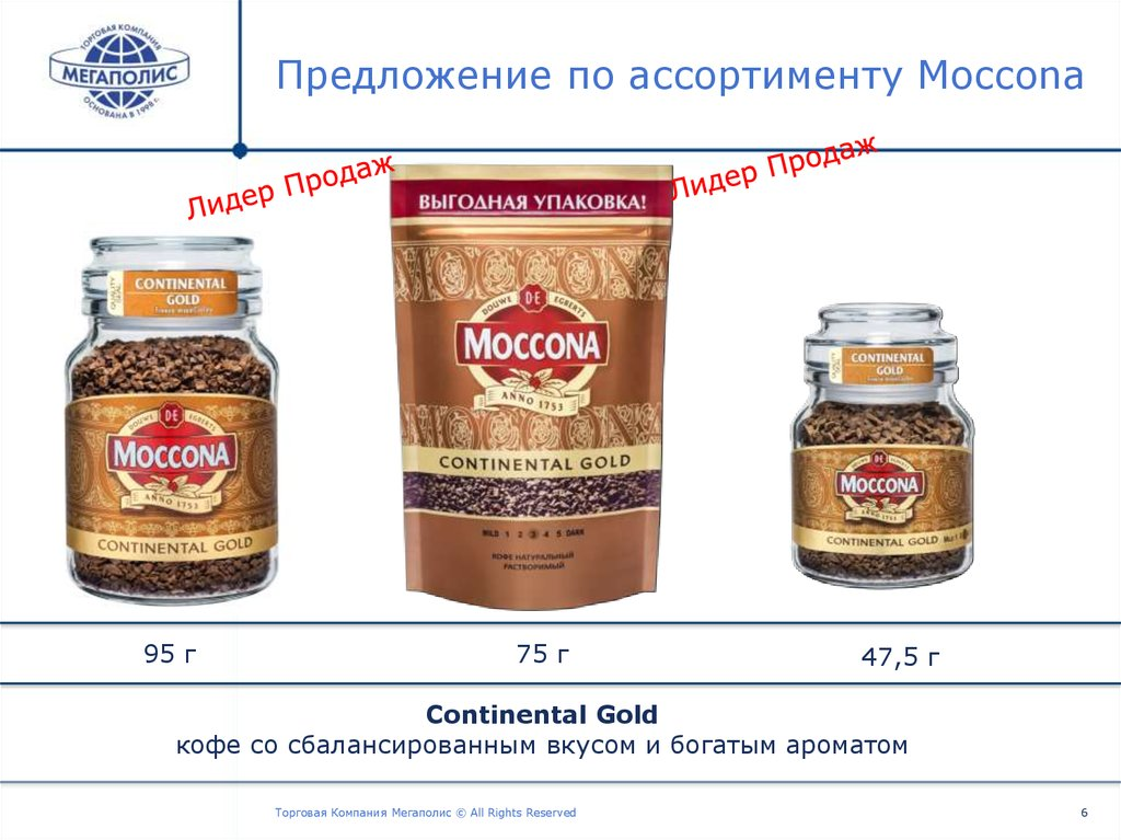 Марки натурального и растворимого кофе: обзор популярных брендов