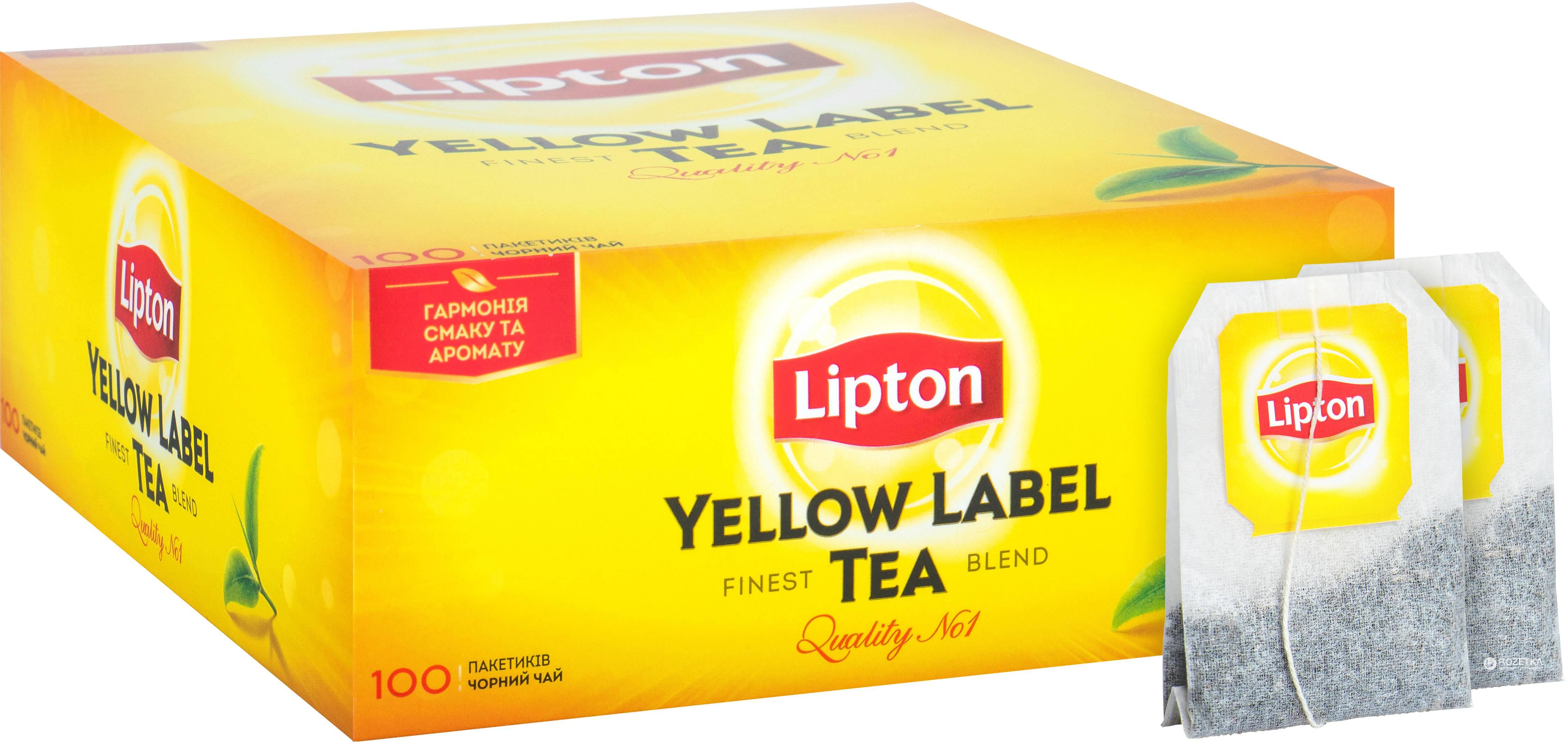 Lipton — википедия
