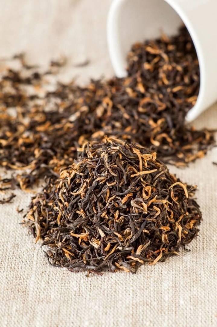 Чай с типсами – элитный чай