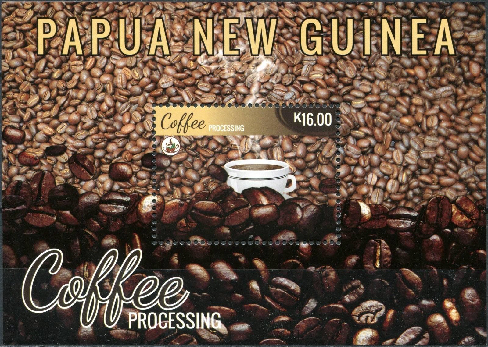 Производство кофе в папуа-новой гвинее вики