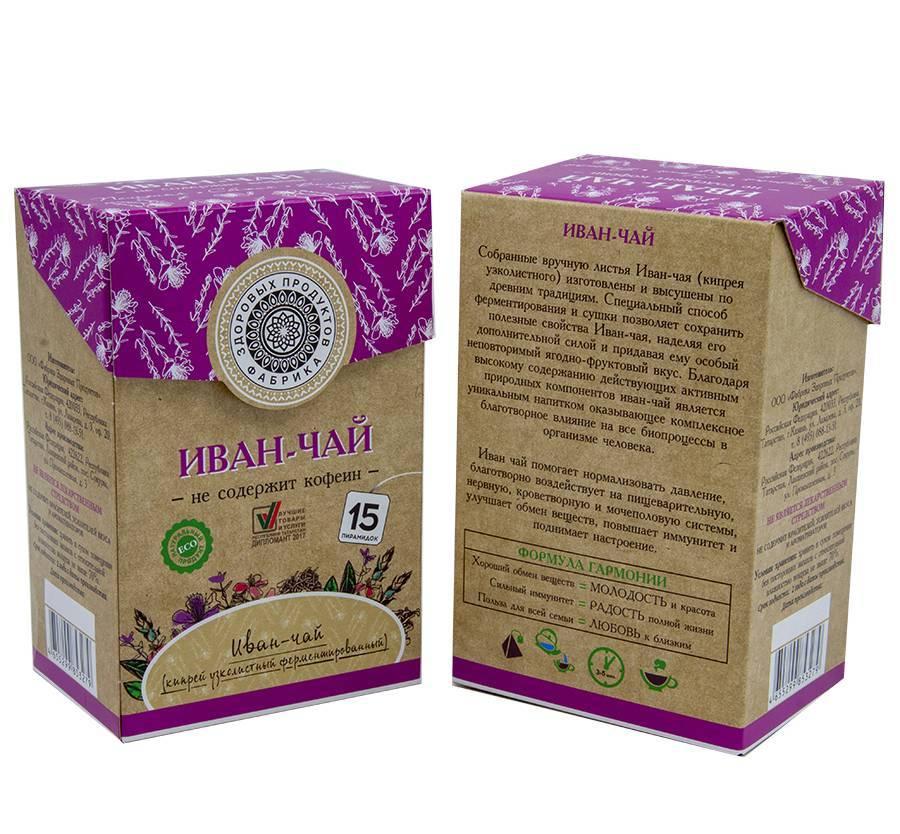 Иван-чай для мужского здоровья