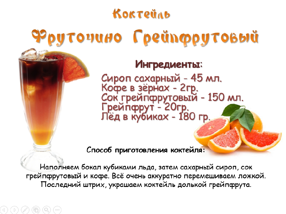 Рецепты популярных коктейлей на основе кофейного ликера