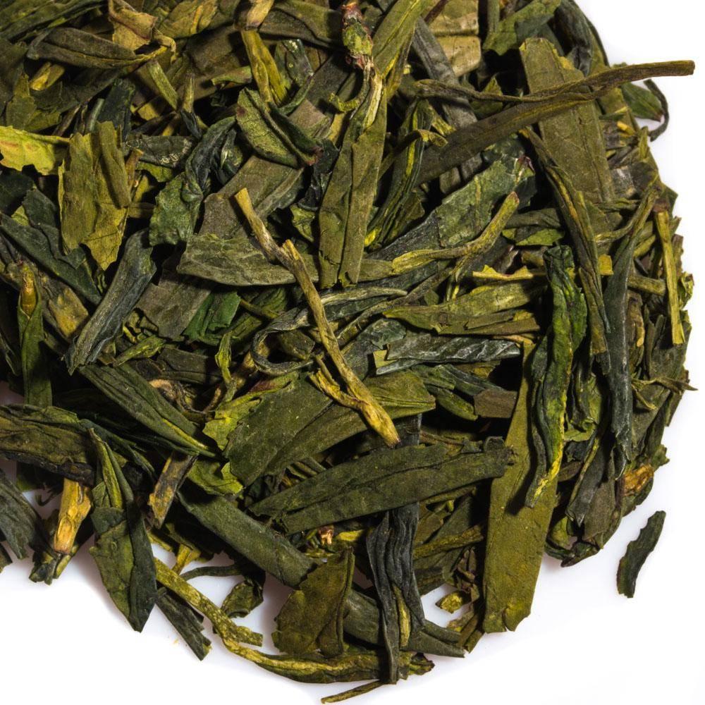 Чай лунцзин (колодец дракона): заваривание, польза и вред, отзывы