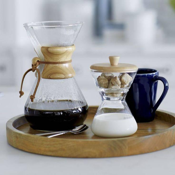 Что за устройство кемекс и как в нем правильно приготовить кофе