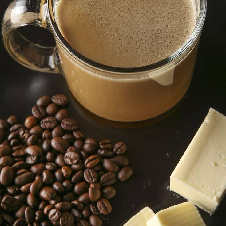 Буллетпруф – классический рецепт кофе со сливочным маслом