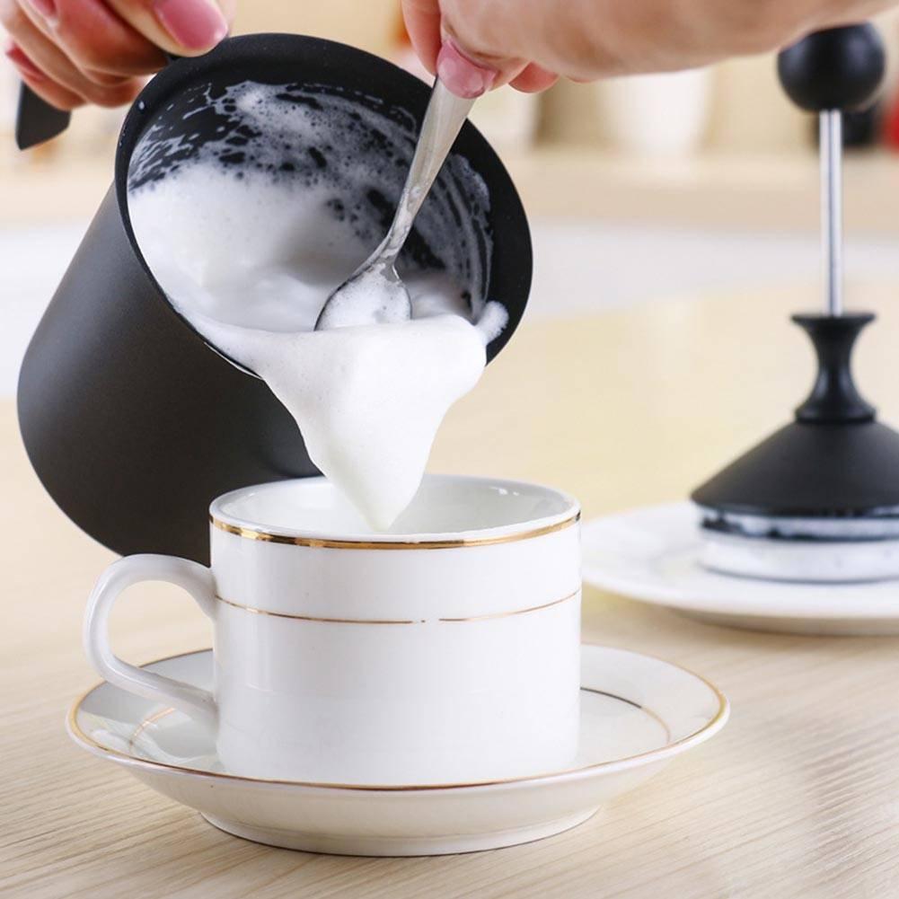 Как взбить молоко для капучино или латте? пошаговый гайд | блог comfy