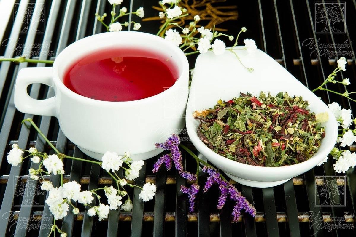 Правильно готовим и пьем базиликовый чай