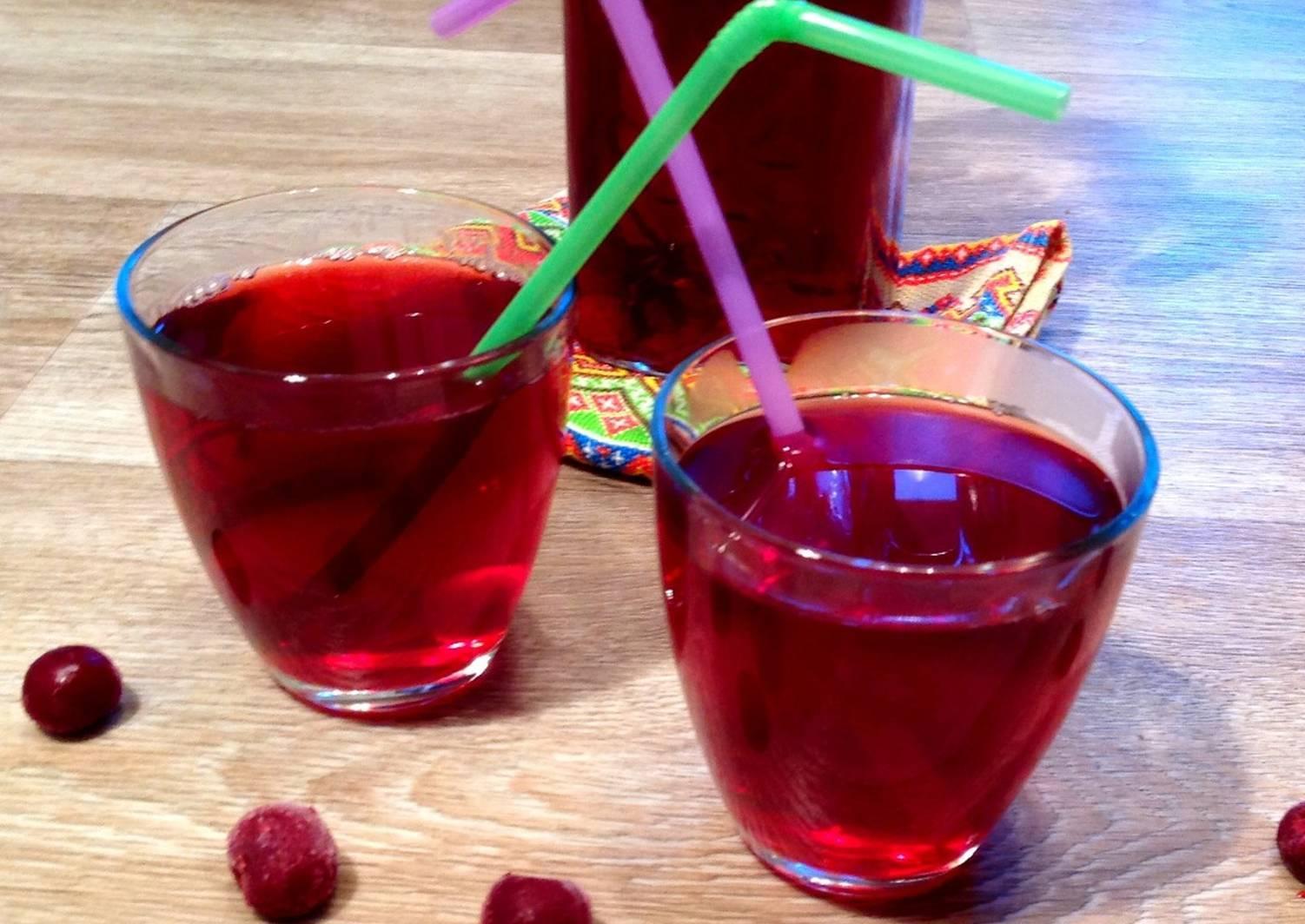 Рецепты вишневый кисель