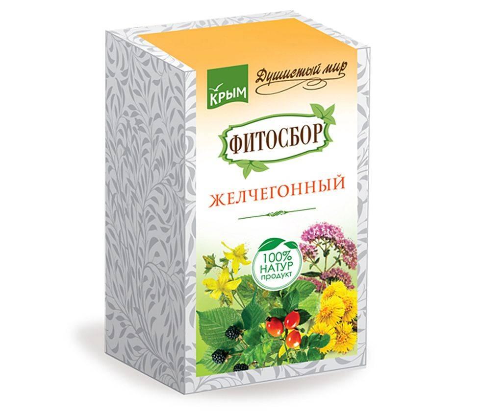 Желчегонный чай: состав трав, полезные свойства, как принимать
