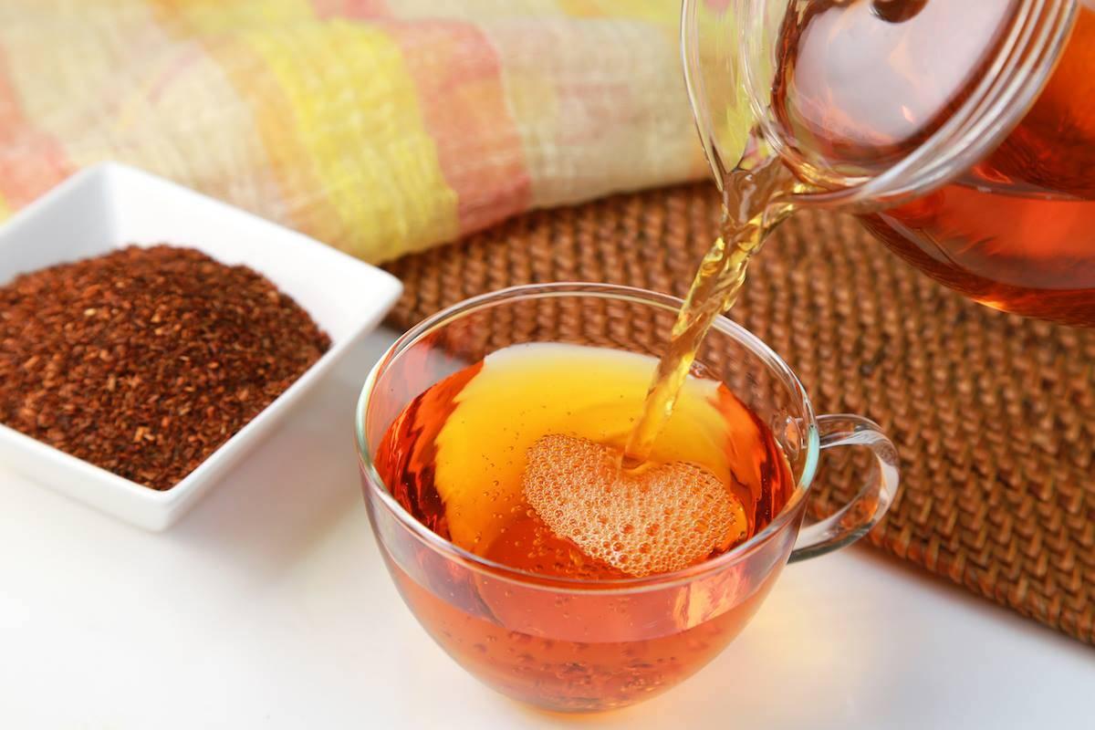 Чай ройбуш: полезные свойства и противопоказания уникального напитка
