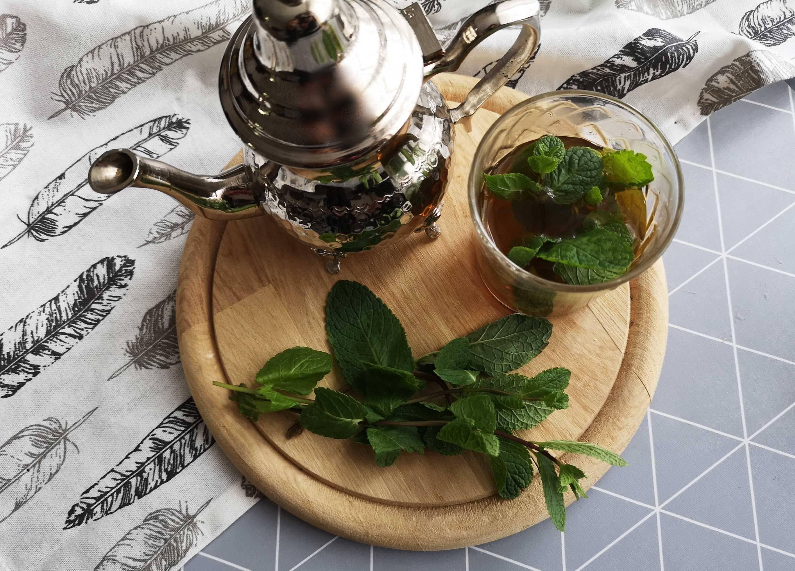 Рецепты приготовления марроканского чая