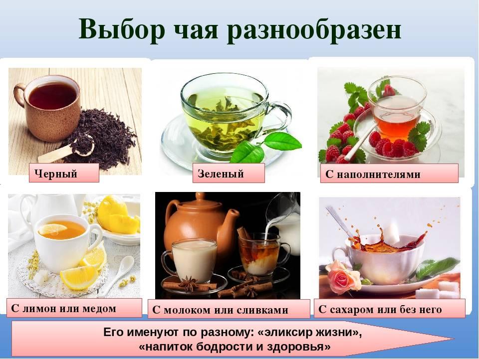 Как заваривают чай в англии