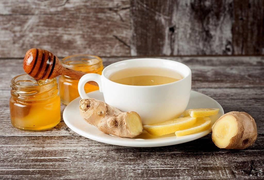 Молоко с имбирем: скорая помощь при простуде