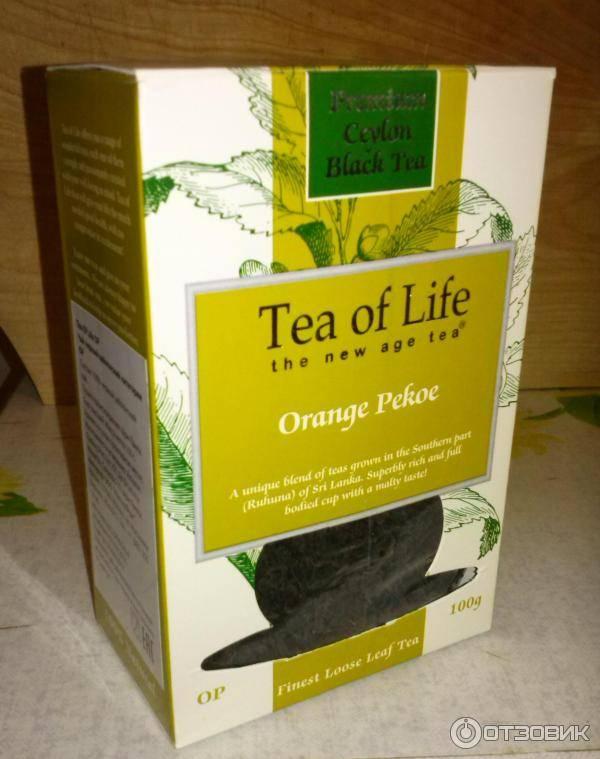 Цейлонский чай виды: черный байховый, крупнолистовой. отзывы