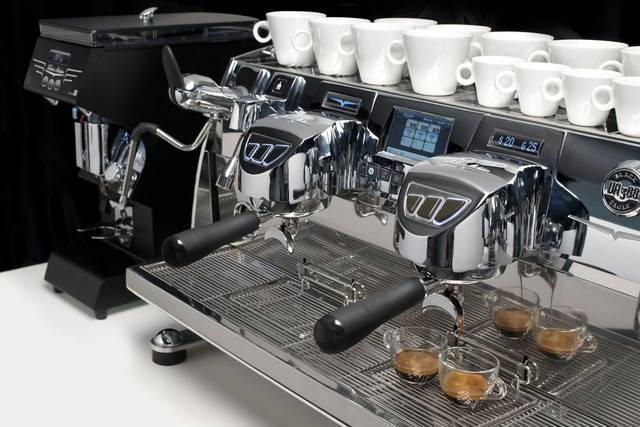 Кофемашины — самое востребованное оборудование на баре