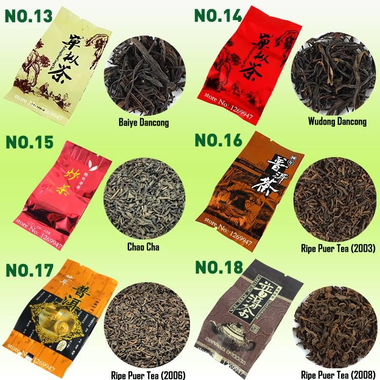 Сорта китайского чая. популярные сорта китайского зеленого чая