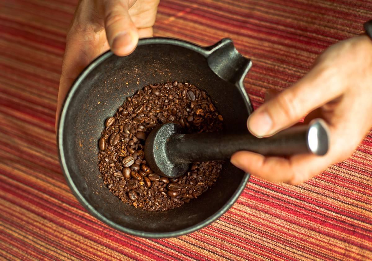 Какие существуют степени помола кофе?