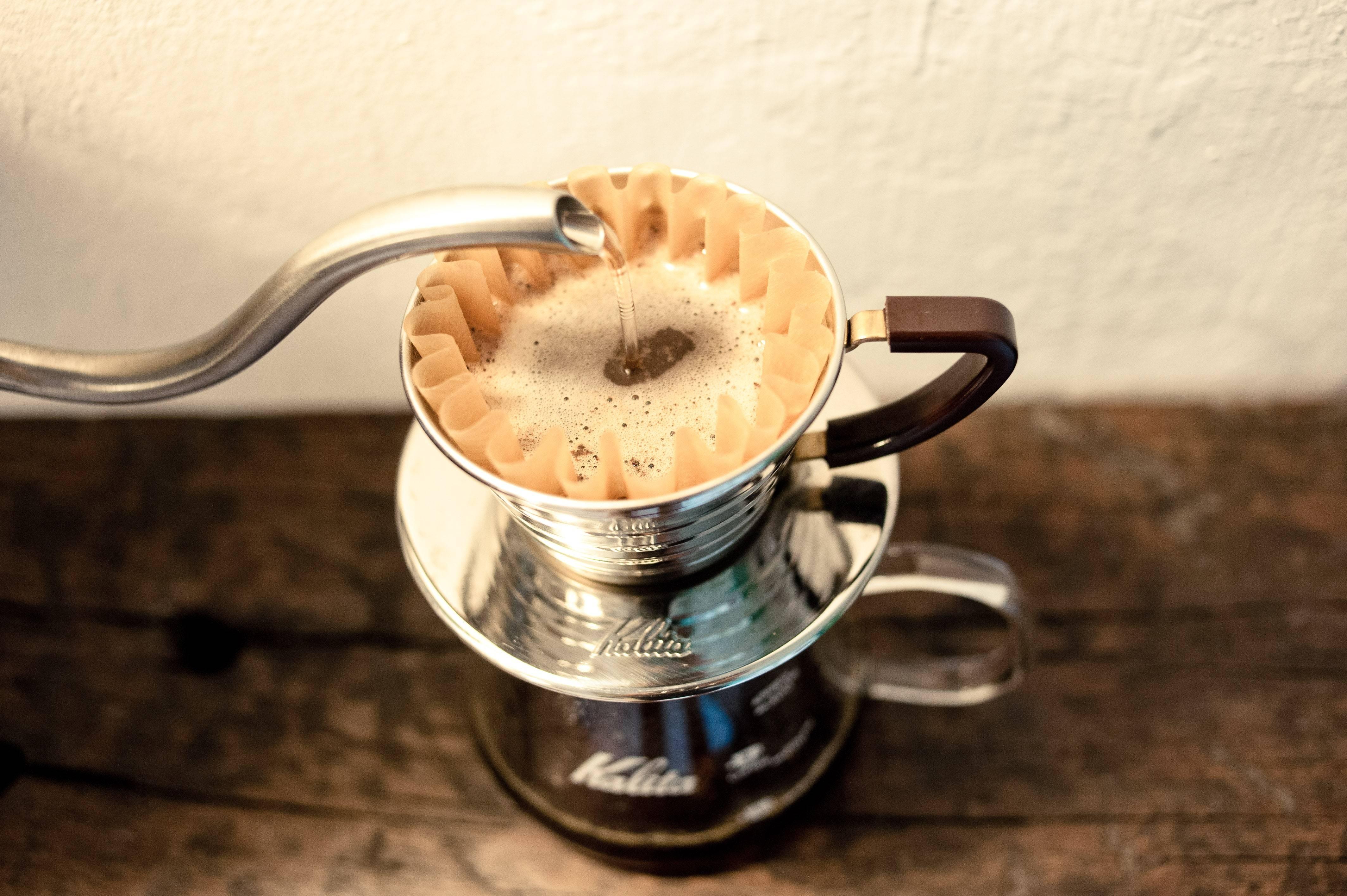 Особенности заваривания кофе в пуровере (харио)