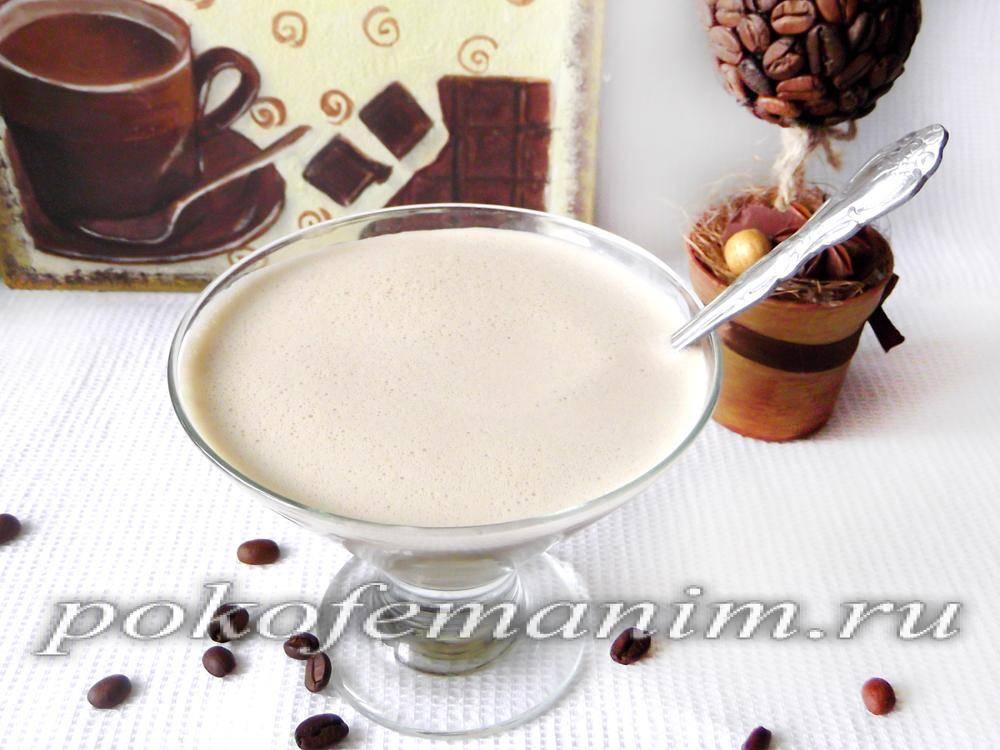 Кофейные десерты - рецепты на любой вкус