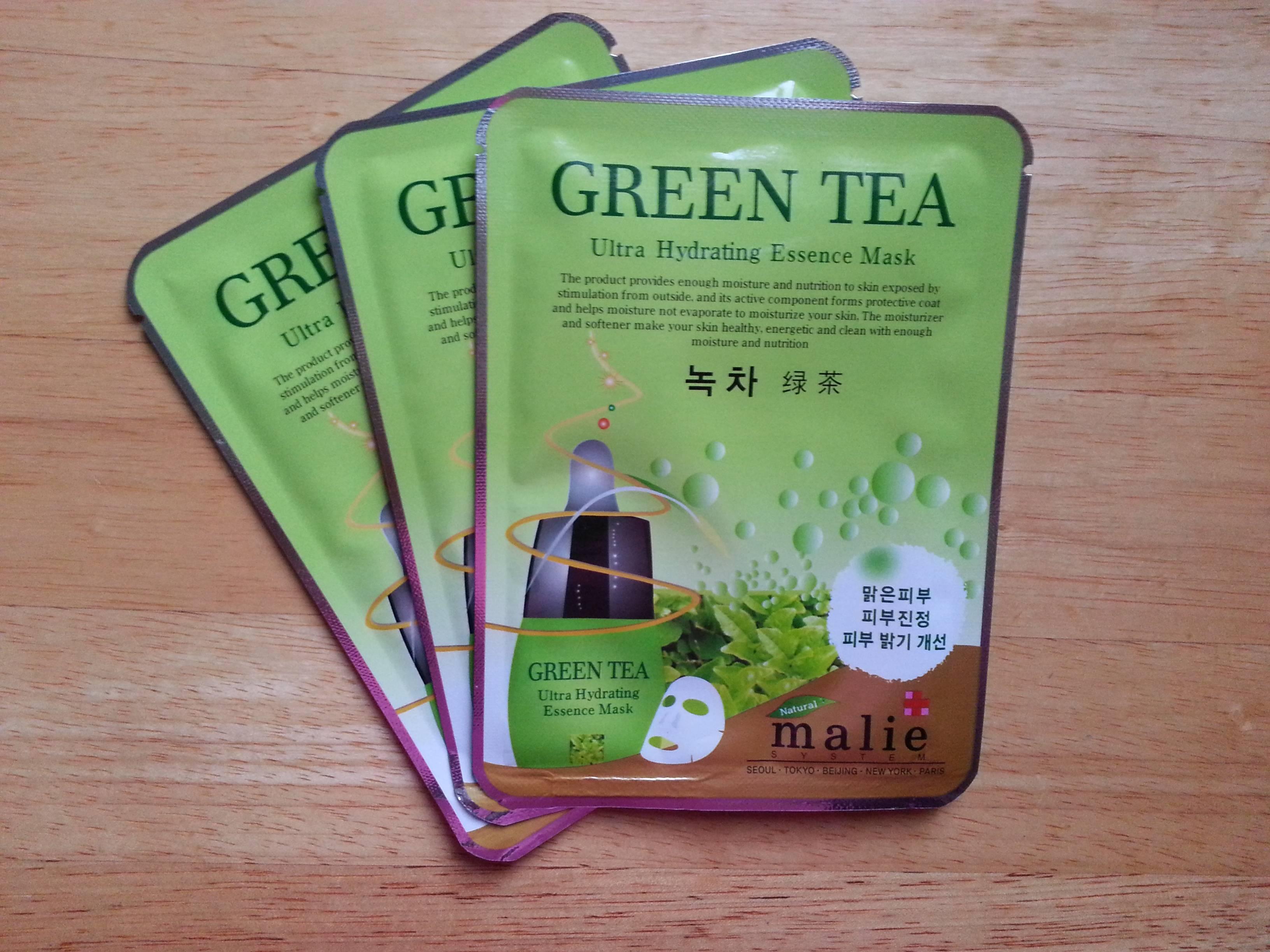 Зеленый чай для лица - польза и применение