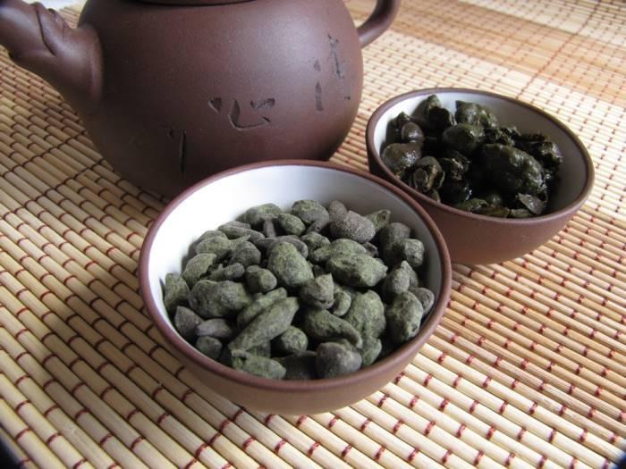 Чай женьшень улун: свойства, как заваривать напиток