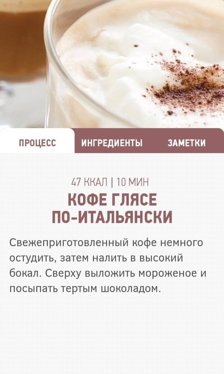Кофе глясе: понятие, классический домашний рецепт и вариации
