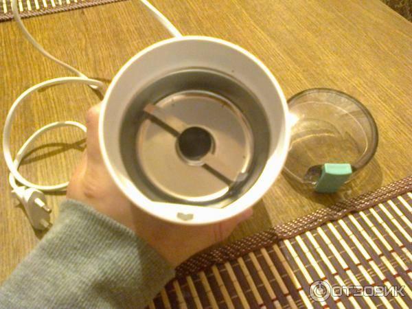 Как разобрать кофемолку