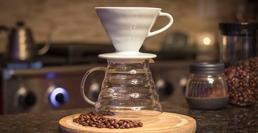 Что из себя представляет пуровер и как приготовить кофе