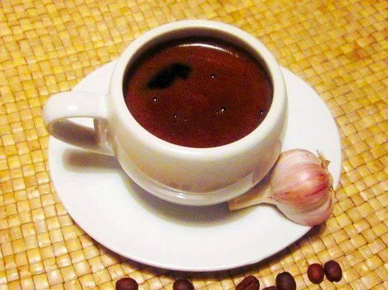 Кофе с медом и корицей – рецепт