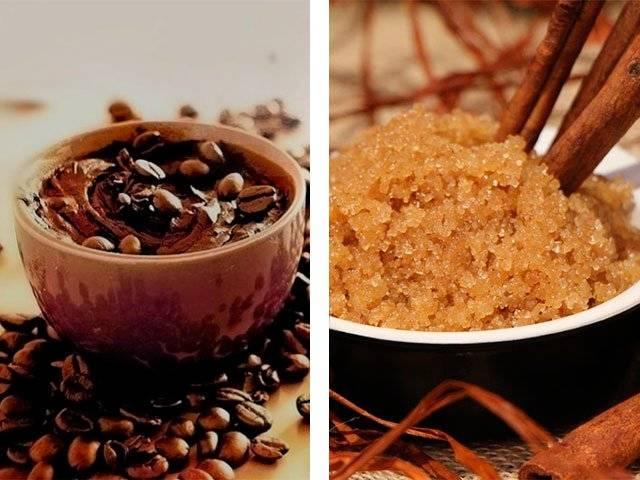 Кофейный скраб для тела в домашних условиях: рецепты