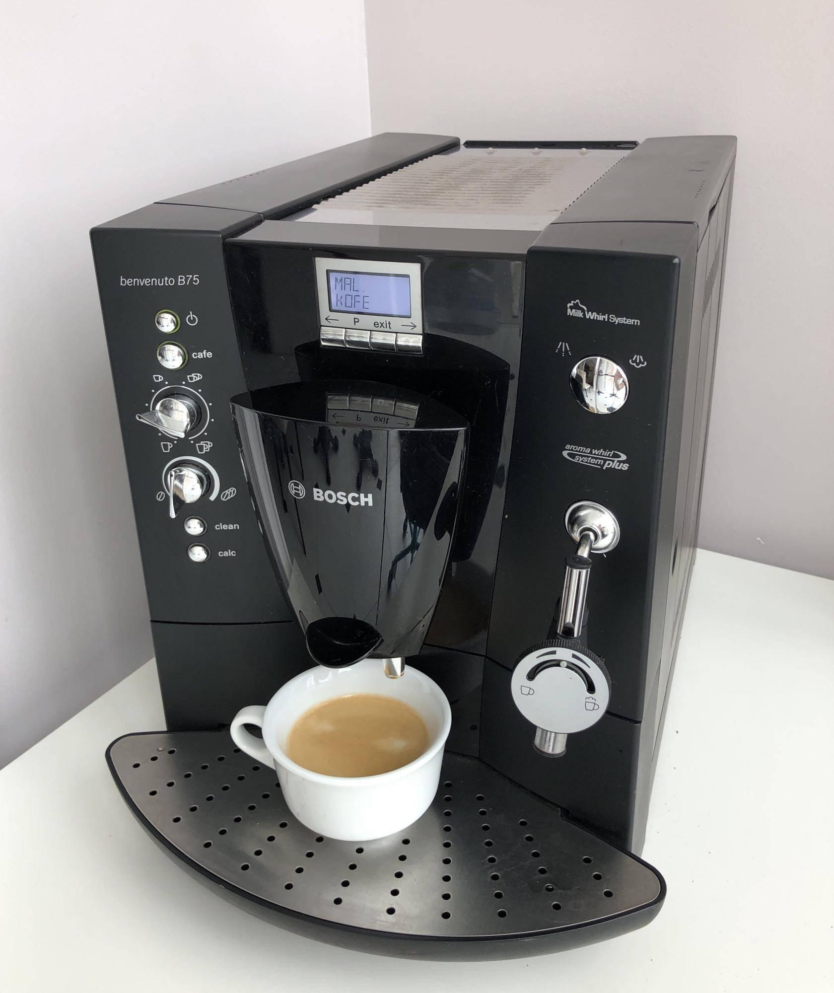 Обзоры кофейной техники bosch