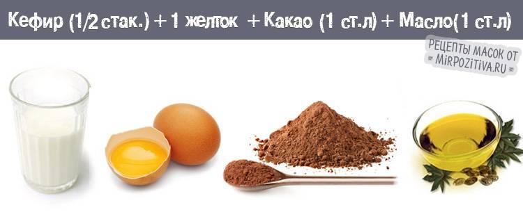 Масло какао для волос: применение, рецепты масок, отзывы девушек