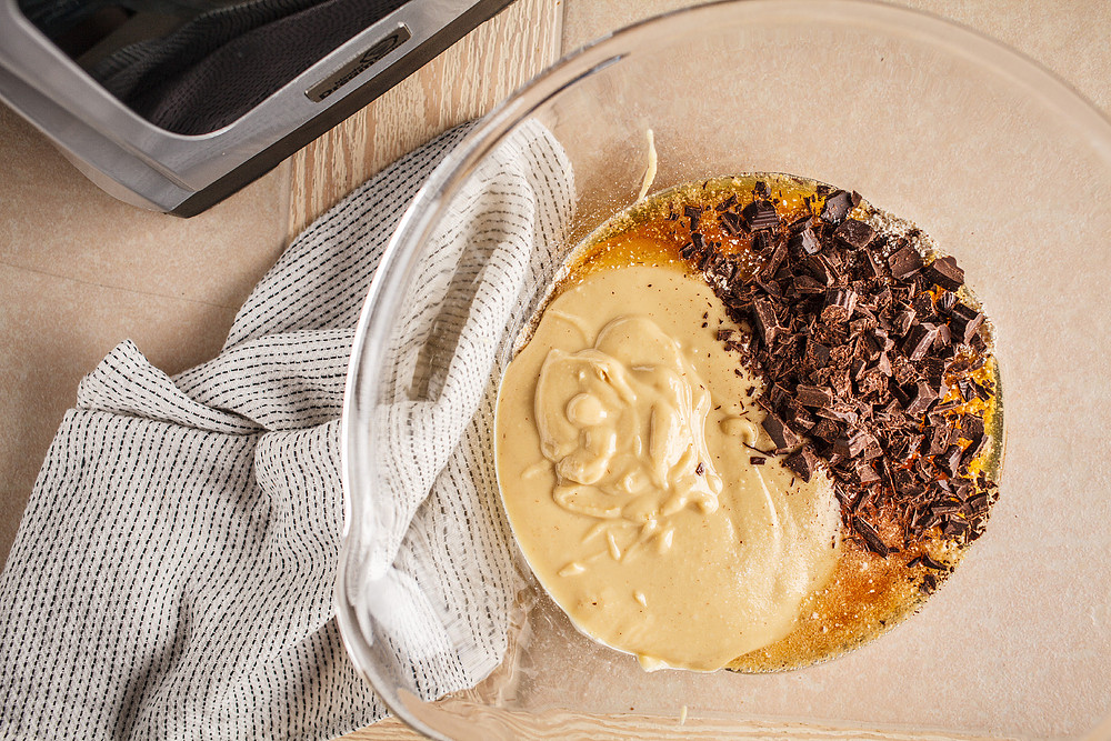 Арахисовая паста — американский завтрак с полезными жирами