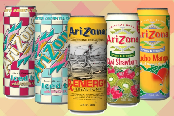 Arizona — напиток для активных и стильных