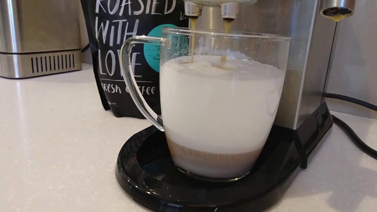 Молоко для капучино: как правильно взбить, вспенить