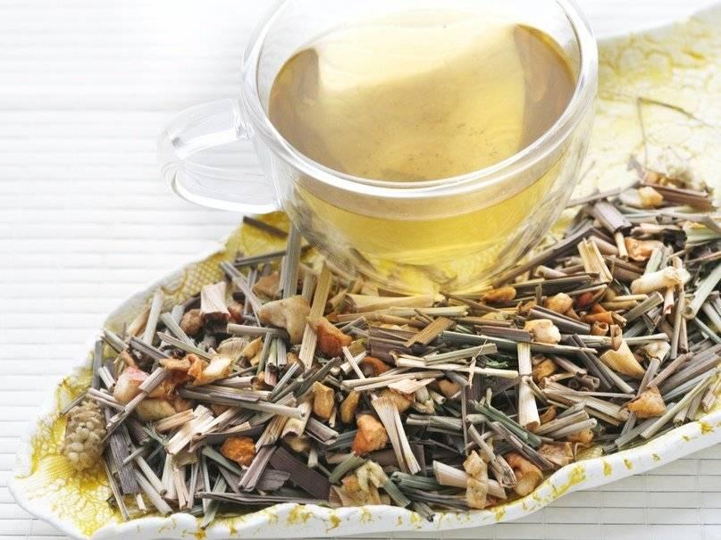 Чай из лимонника: вкусно и полезно
