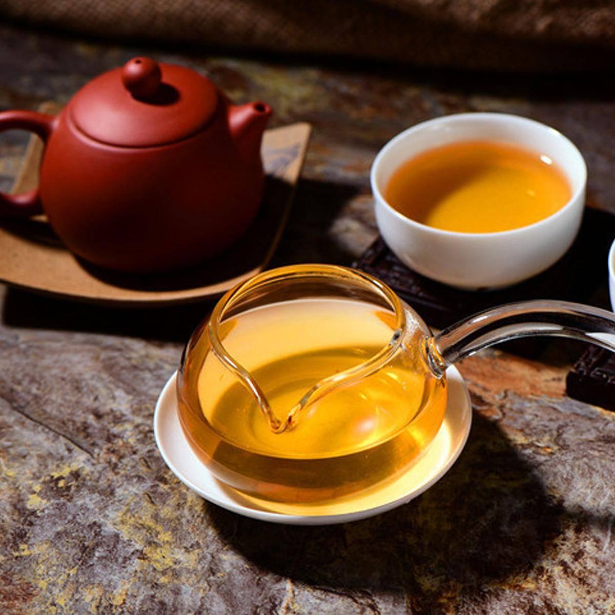 Китайский чай дикий пуэр