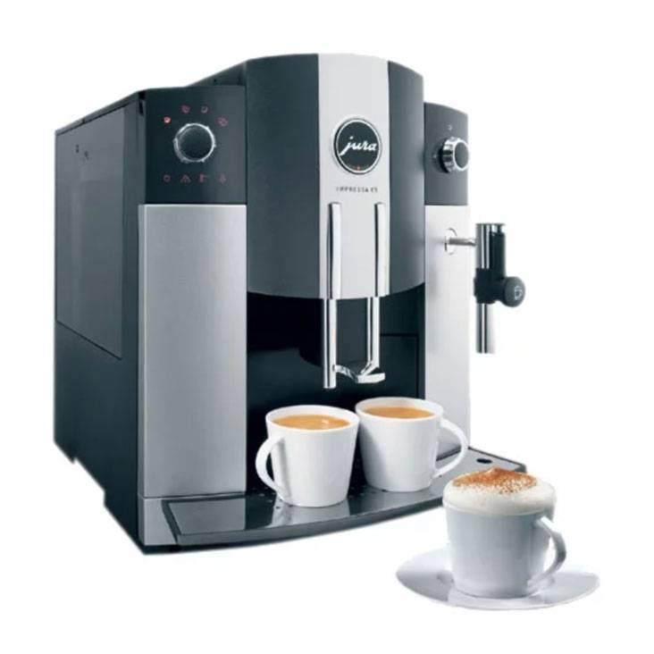 Где купить кофемашину jura от эксперта