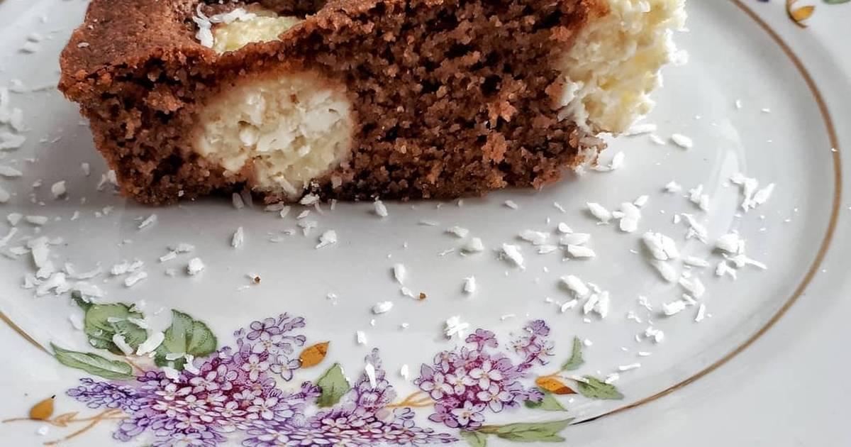 Рецепты шоколадного манника: на кефире, на молоке, на сметане