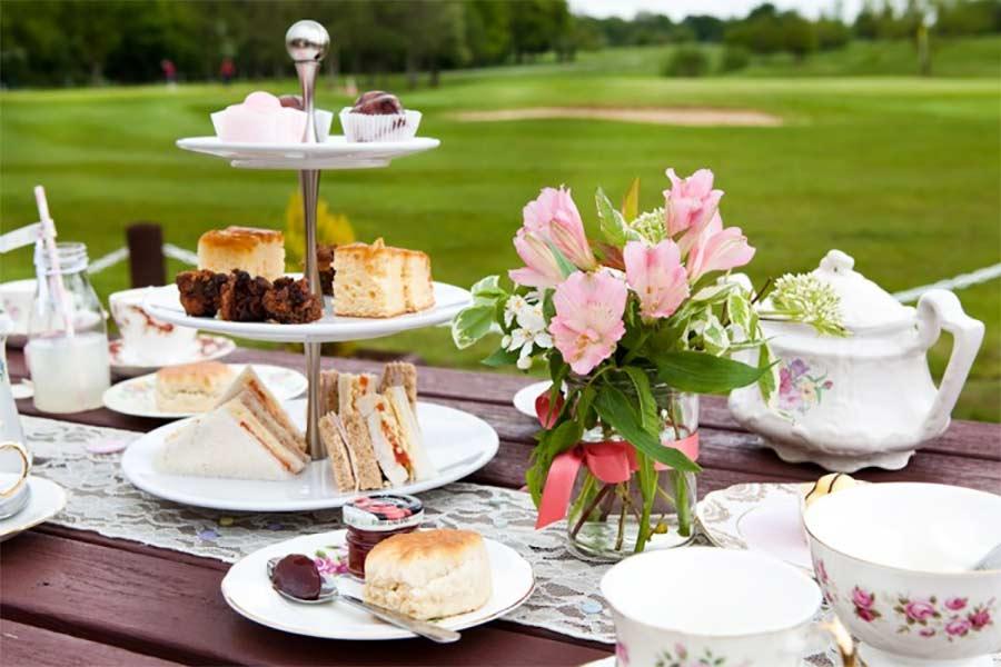 История английского чая, чаепитие в англии