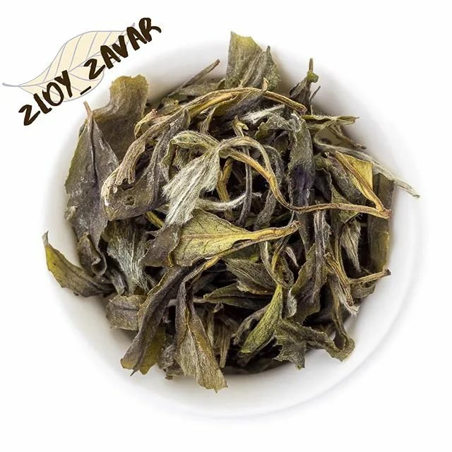 «белый пион» (бай му дань) – китайский белый чай