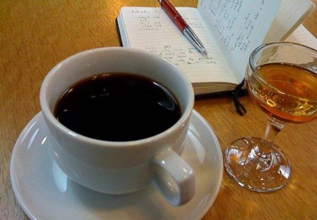 Кофе с коньяком рецепт приготовления