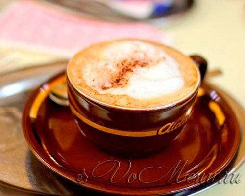 Кофе по-венски: рецепты приготовления с фото