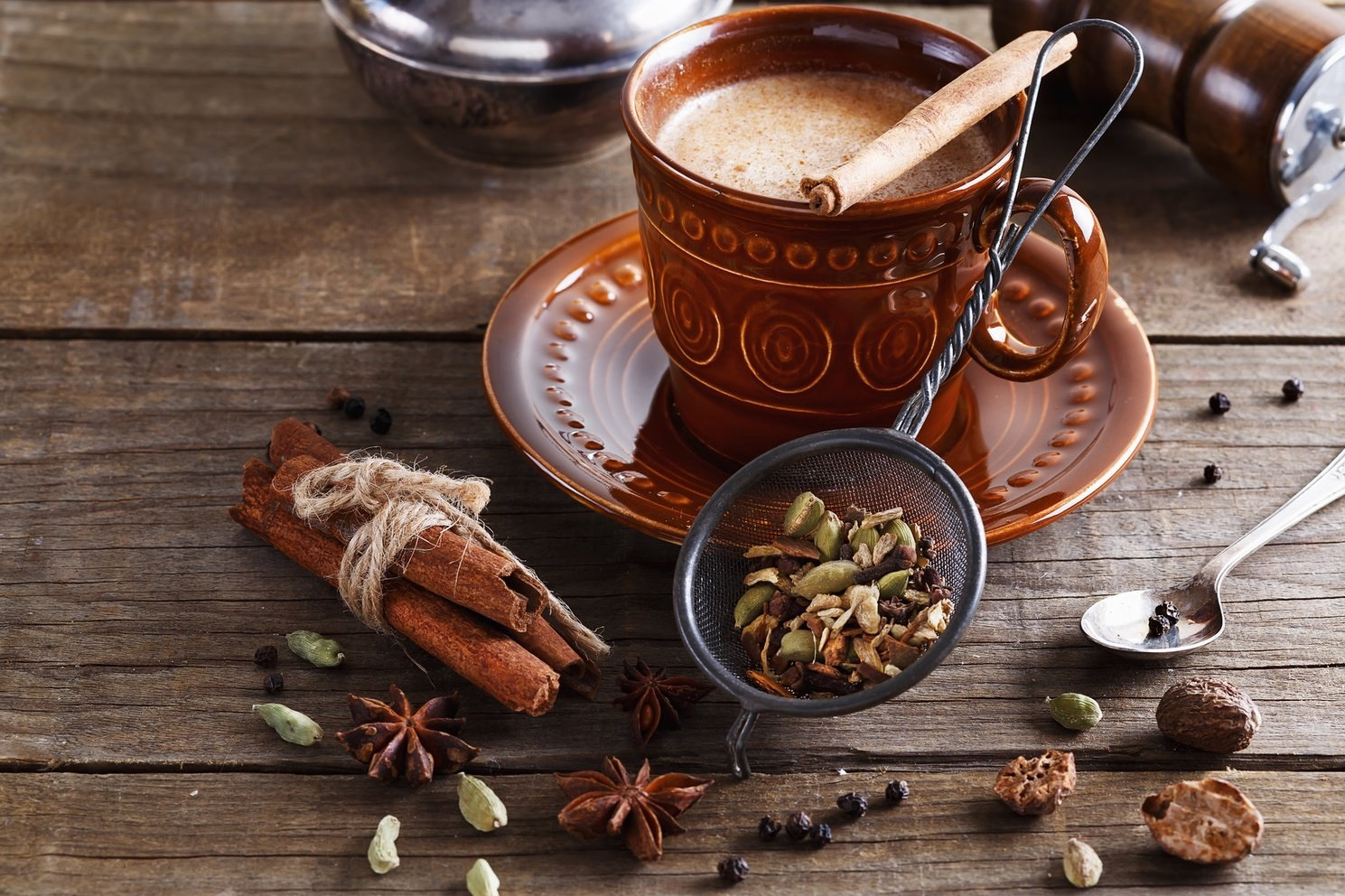 Кофе с куркумой - что такое, какой вкус, рецепты, польза и вред